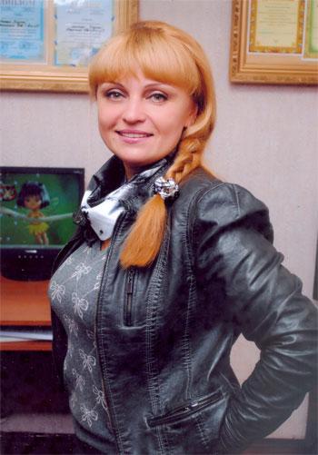 Матях Людмила Анатоліївна - директор школи №2 м.Ніжина